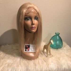 Human hair 613 wig